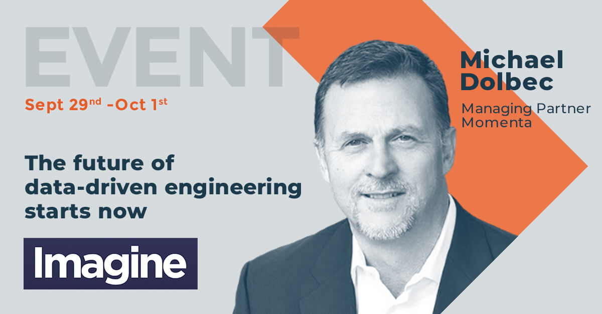 Join Michael Dolbec at the Imagine Event