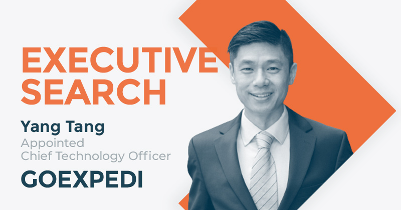 GoExpedi Appoints Yang Tang as New CTO